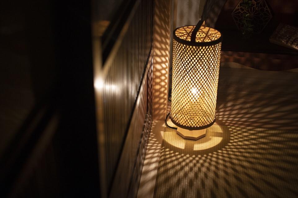 竹 ライト